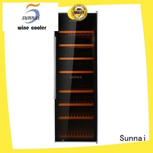 wine wine bottle cooler refrigerator supplier for work station