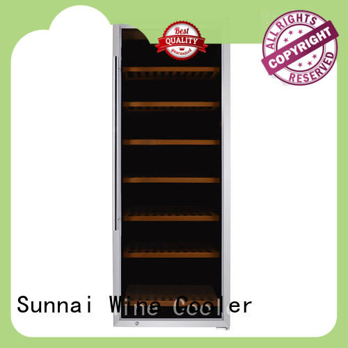 black single zone wine cooler cooler product for shop