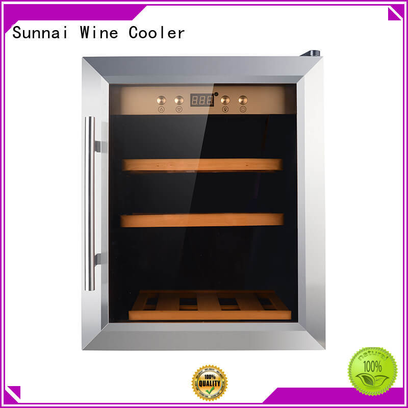 Sunnai online wine bottle cooler product for home