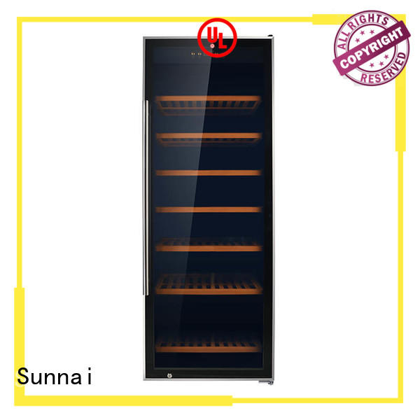 beech built in wine refrigerator series for shop Sunnai