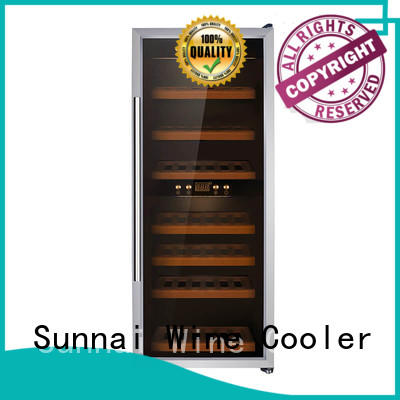 Sunnai safety wine bottle cooler series for home