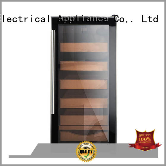 Sunnai cedar cigar fridge series for shop