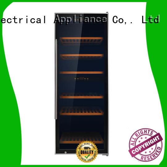 Sunnai single wine storage cooler manufacturer for shop
