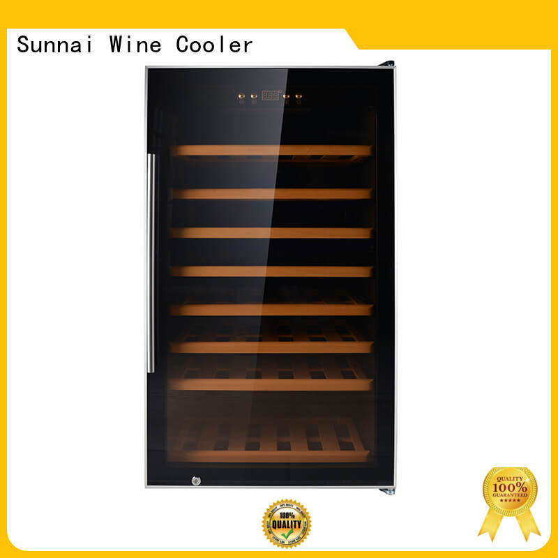 single dual zone wine cooler wine wholesale for work station
