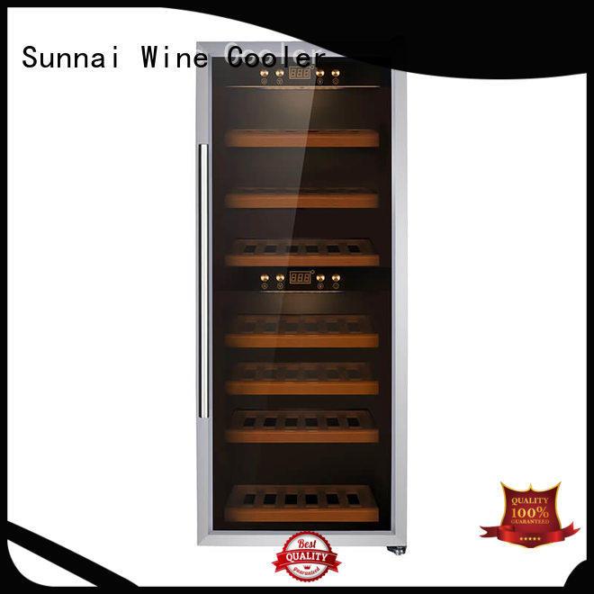 safety freestanding wine cooler cellar supplier for work station