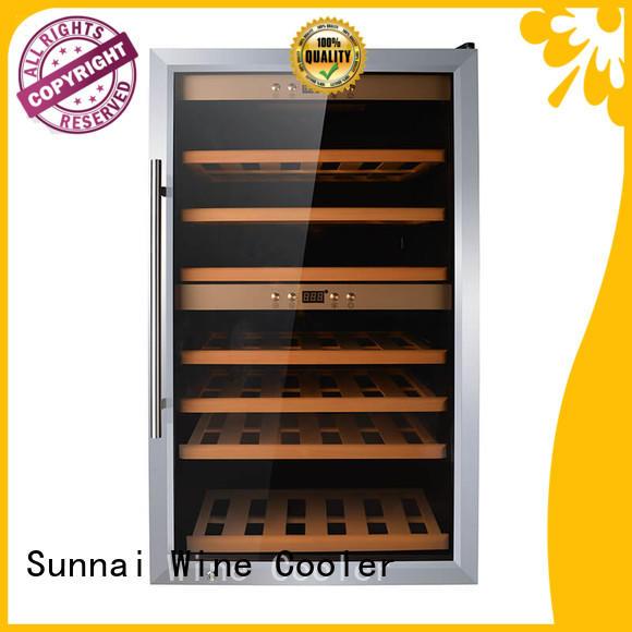 wine wine bottle cooler fridge series for shop