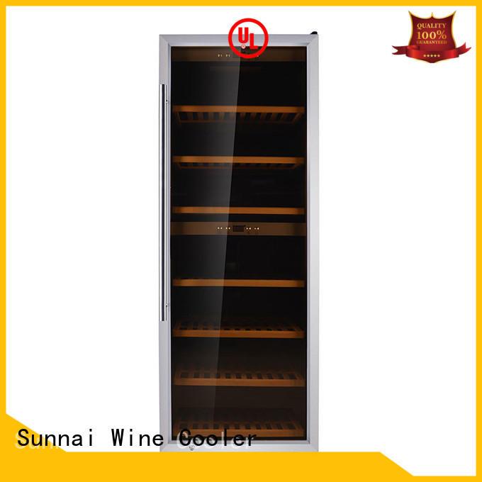 durable wine storage fridge panel manufacturer for shop