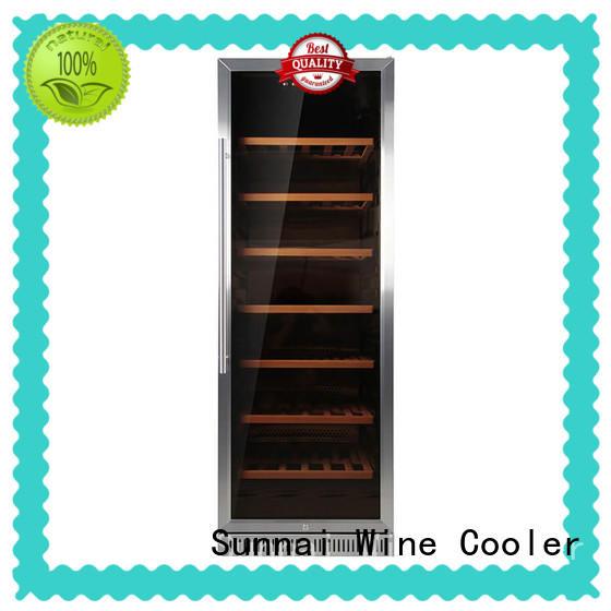 small under counter wine refrigerator door station Sunnai