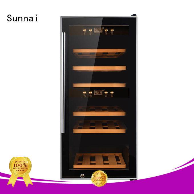 high quality stainless steel door wine cooler door series for shop