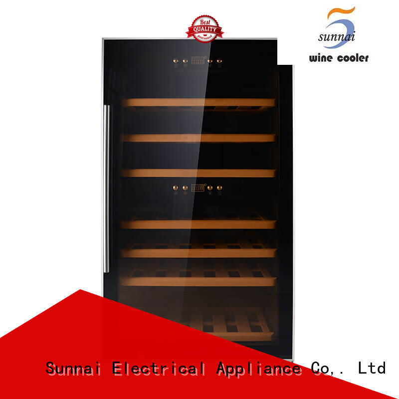 Sunnai double wine cellar cooler series for home