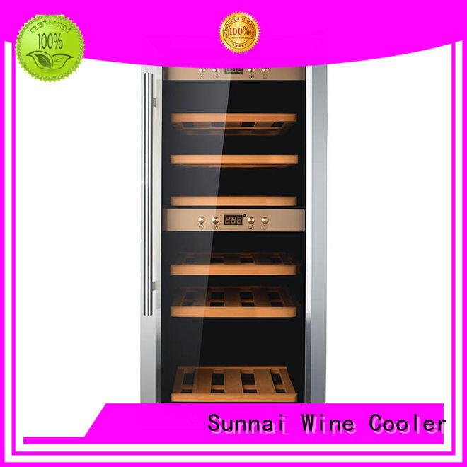 Sunnai refrigerator wine cooler fridge product for shop