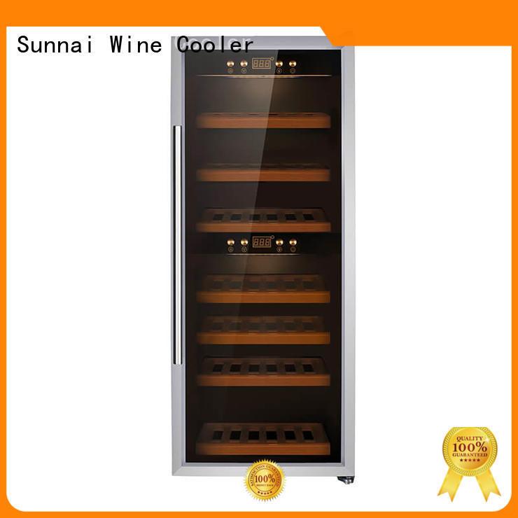 Sunnai wine wine bottle fridge series for indoor