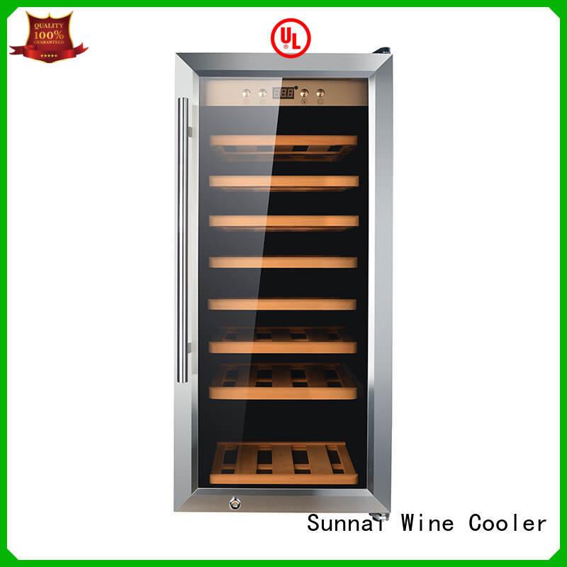 black single zone wine refrigerator zone refrigerator for home