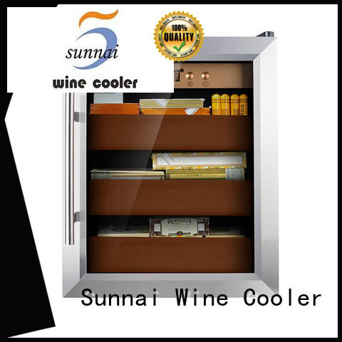 Sunnai quality cigar refrigerator wholesale for indoor