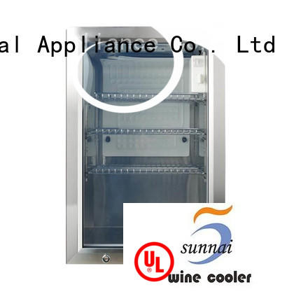 safety small size beverage cooler wifi supplier for indoor