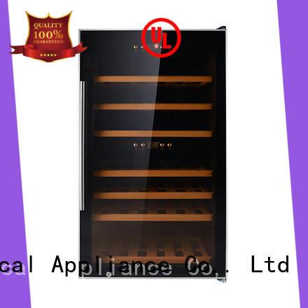 durable single zone wine cooler freestanding manufacturer for indoor