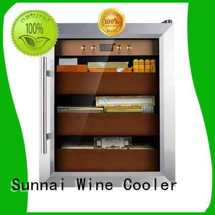 online cigar humidor cooler product home Sunnai