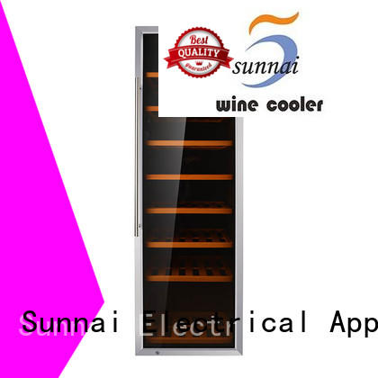 professional wine cooler refrigerator double product for indoor