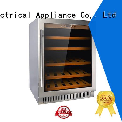Sunnai wine single zone wine fridge cooler for shop