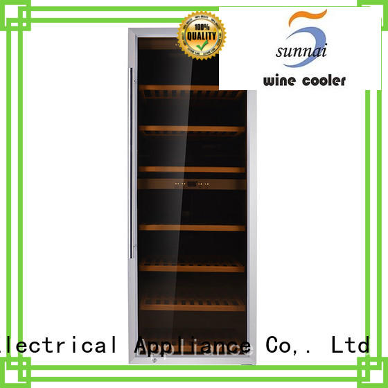 black wine storage cooler beech manufacturer for indoor