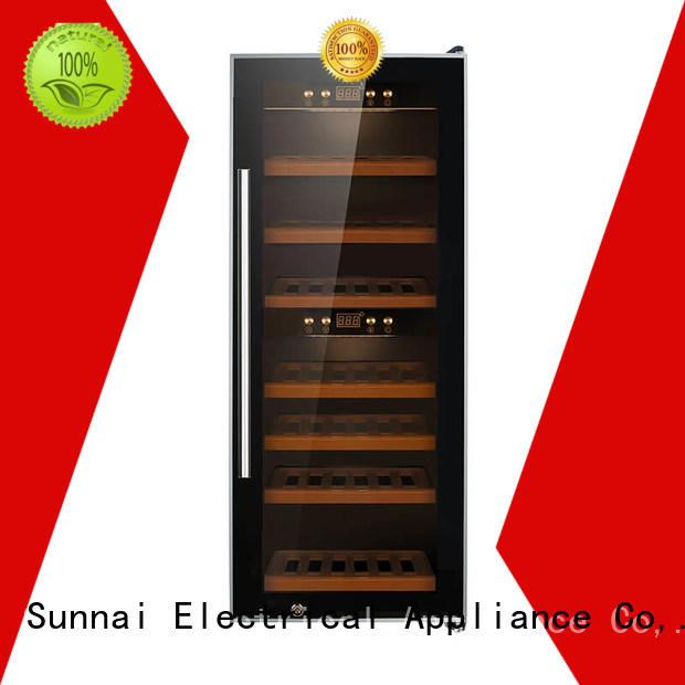 Sunnai single wine cellar cooler product for shop