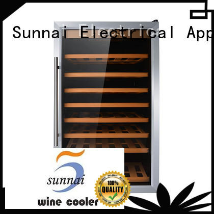 Sunnai fridge wine bottle fridge product for shop