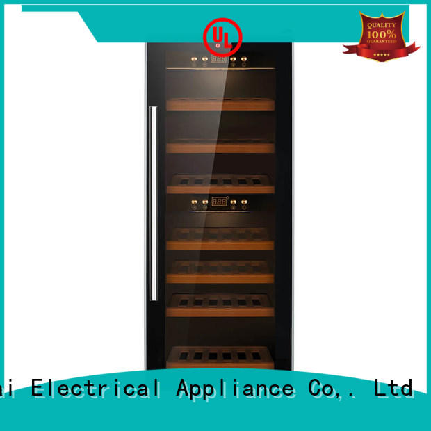 Sunnai durable wine cooler refrigerator product for shop