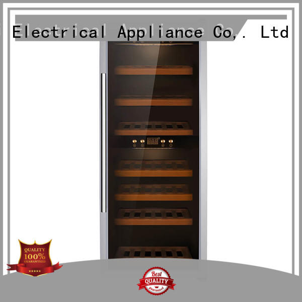 Sunnai single wine cooler refrigerator refrigerator for indoor