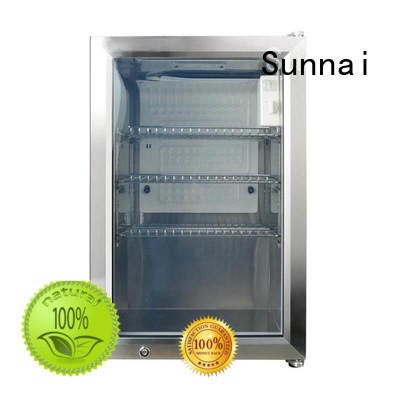 Sunnai rear beverage cooler wholesale for work station