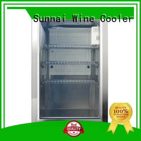 Sunnai wifi small size beverage cooler series for shop