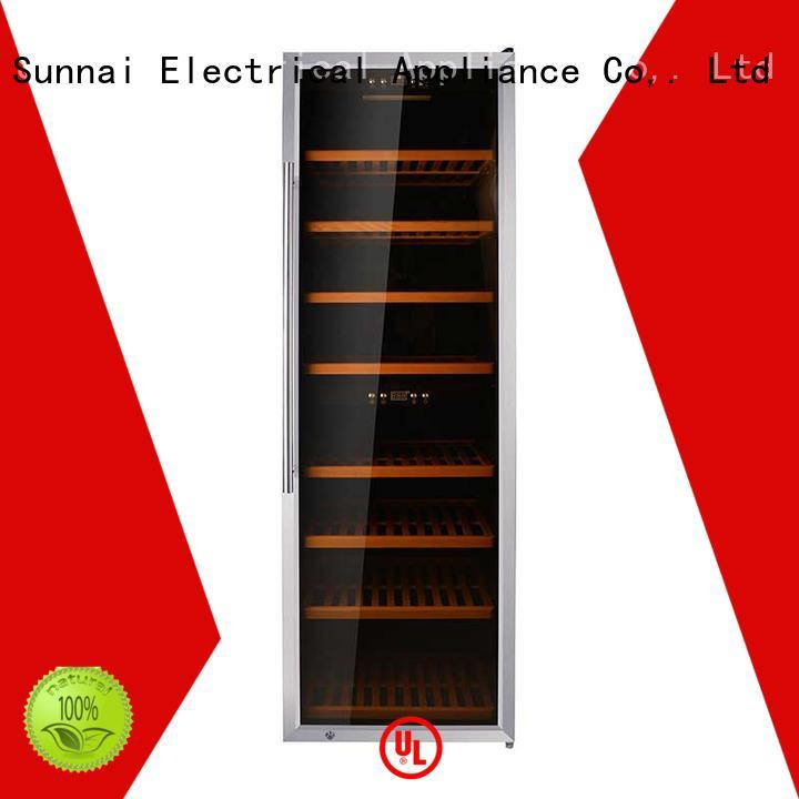Sunnai high quality wine cellar cooler product for shop
