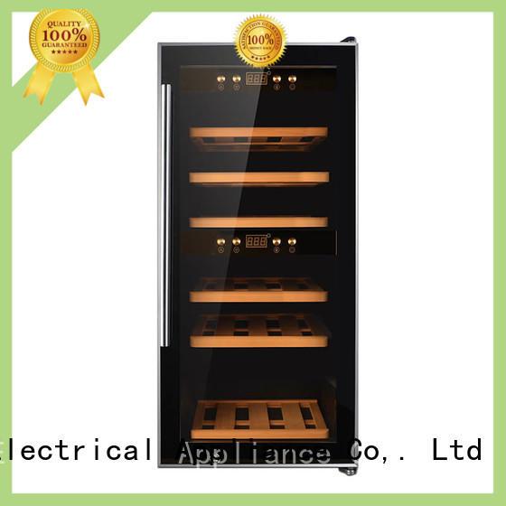 Sunnai professional free standing wine refrigerator wholesale for indoor