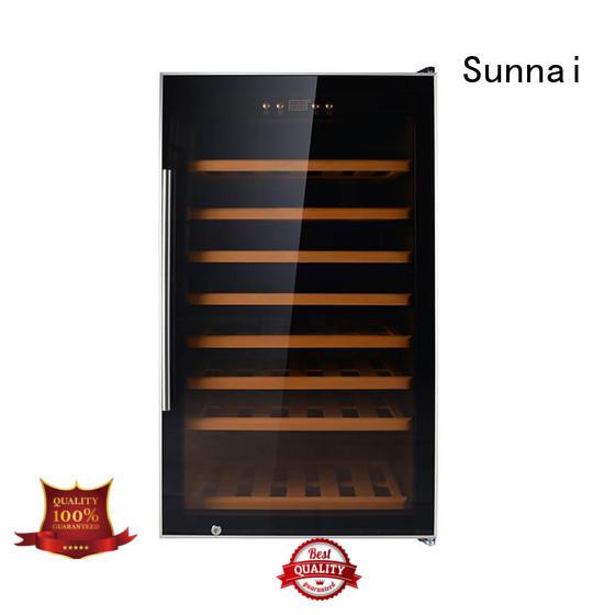 online single zone wine fridge door manufacturer for indoor