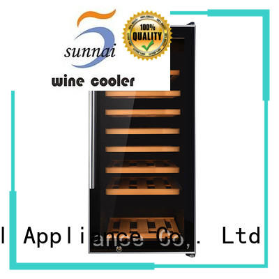 online dual zone wine refrigerator smaller refrigerator for indoor