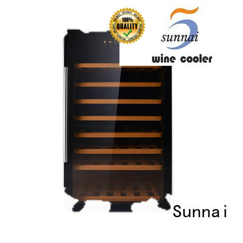 online single zone wine refrigerator silver product for home