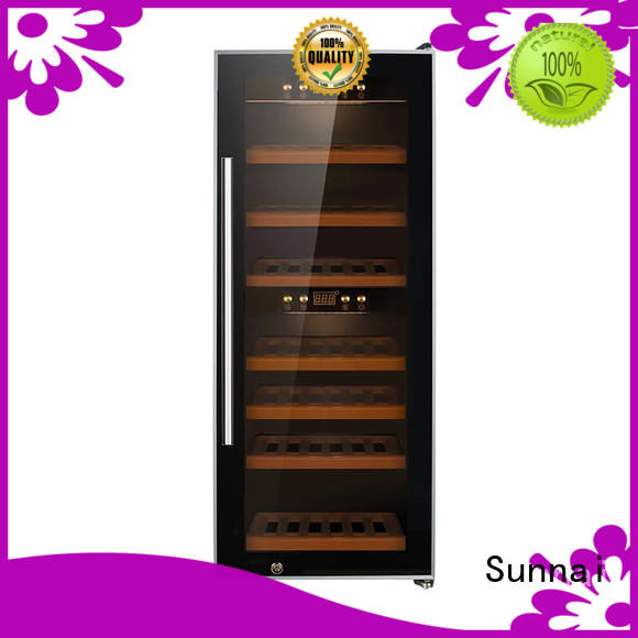 online freestanding wine cooler table refrigerator for shop