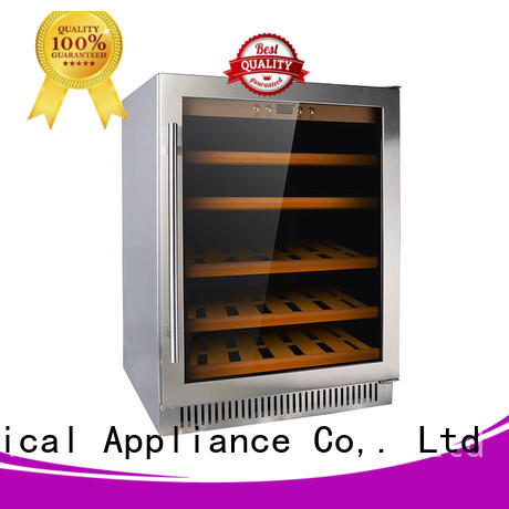double under counter wine fridge single compressor for shop