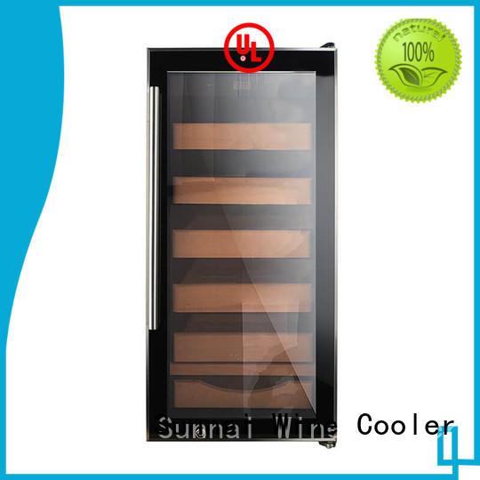 Sunnai online cigar refrigerator wholesale for shop