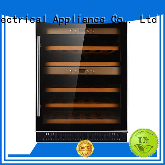 Sunnai zone compressor wine coolers supplier for indoor