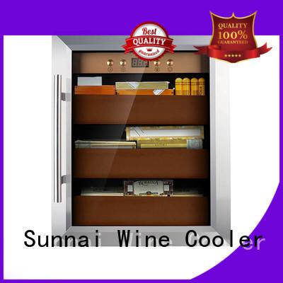 online cigar fridge wood shop Sunnai