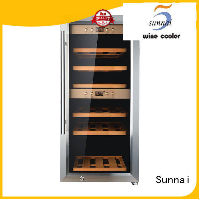 high quality single zone wine refrigerator cellar product for indoor