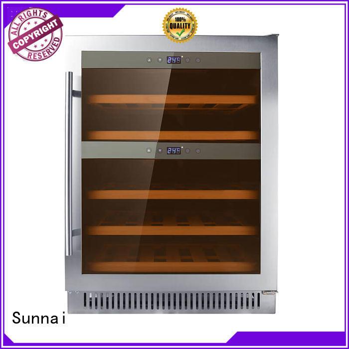 Sunnai compressor compressor wine coolers supplier for work station