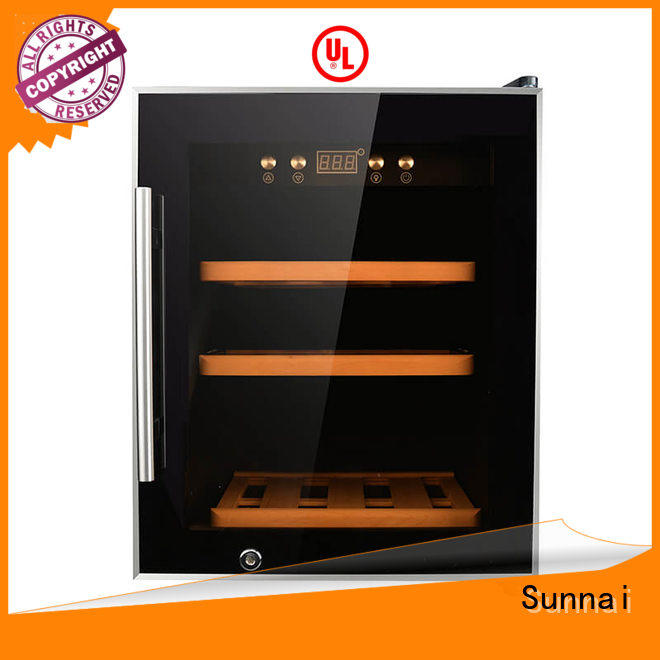 Sunnai stainless wine bottle cooler product for work station