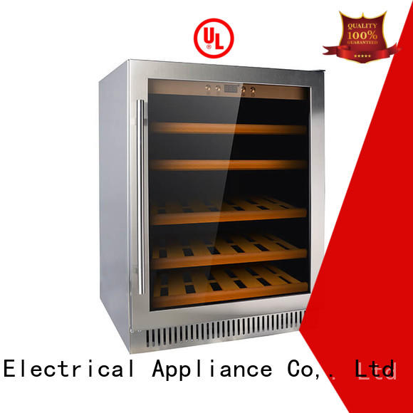 Sunnai professional double doors wine cooler series for home