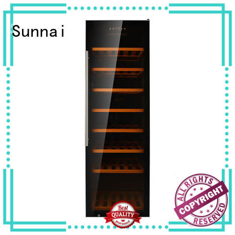 wine freestanding wine cooler under cabinet product home Sunnai