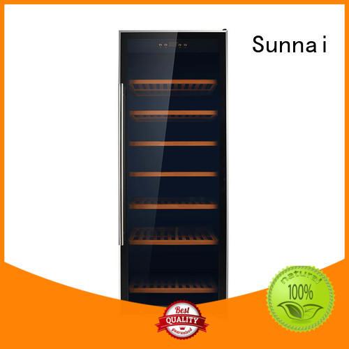 Sunnai safety wine bottle cooler wholesale for shop