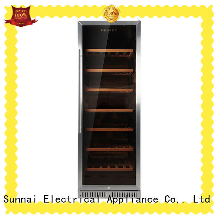 durable compressor wine coolers undercounter wholesale for work station