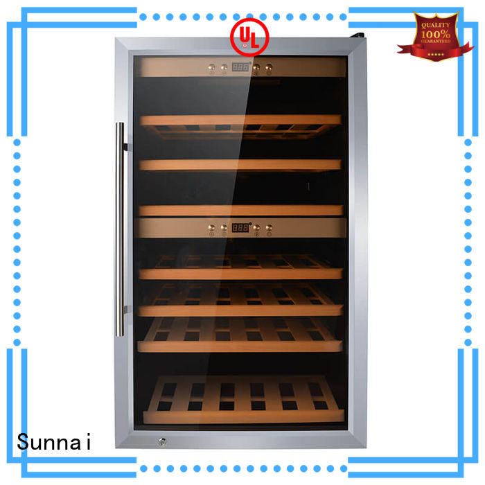 single single zone wine cooler table wholesale for indoor