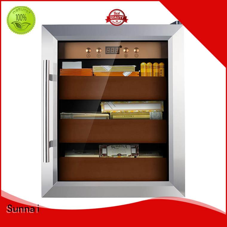 Sunnai sale cigar cooler wholesale for home