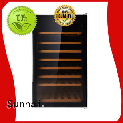 refrigerator wine storage cooler product for home Sunnai